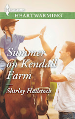 Summer on Kendall Farm by Shirley Hailstock