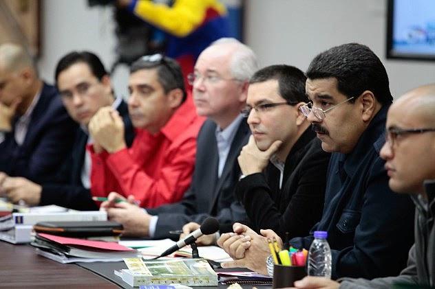 El Presidente Nicolás Maduro contesta a palabras del Ex-ministro Jorge Giordani