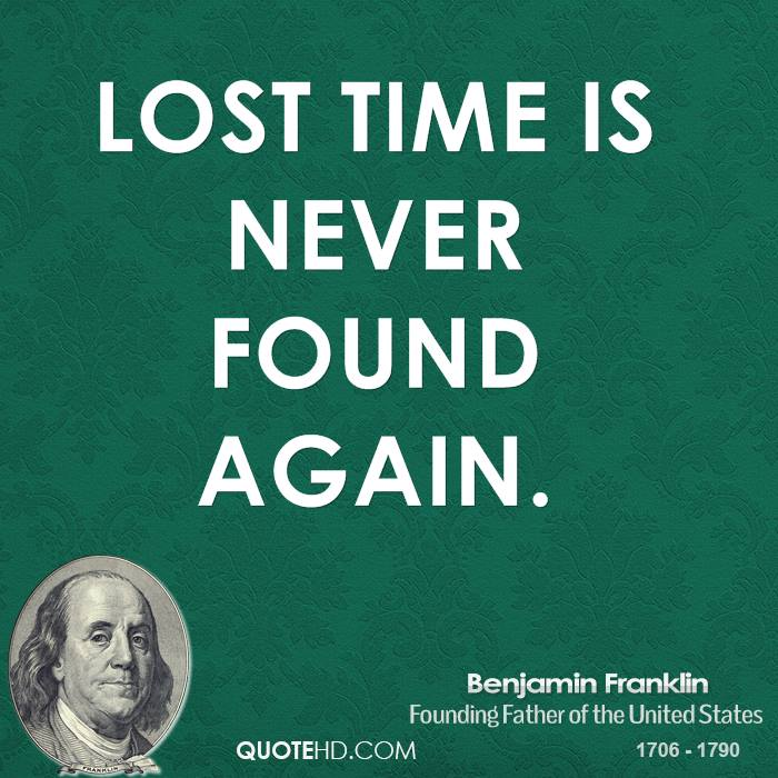 Time Poor Quotes Poor Time Management