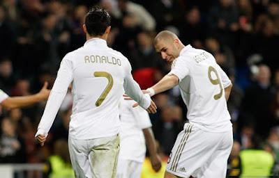 Granada vs Real Madrid 2013