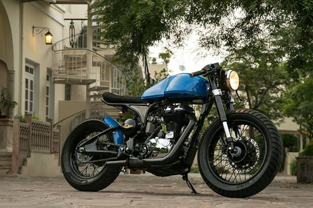 Royal Enfield Cafe Racer by Rajputana | Royal Enfield Cafe Racer kit | Royal Enfield Cafe Racer specifications | Royal Enfield Cafe Racer price | Royal Enfield Cafe Racer price | Royal Enfield Cafe Racer 2013 | Royal Enfield Cafe Racer video | Royal Enfield NU Cafe Racer