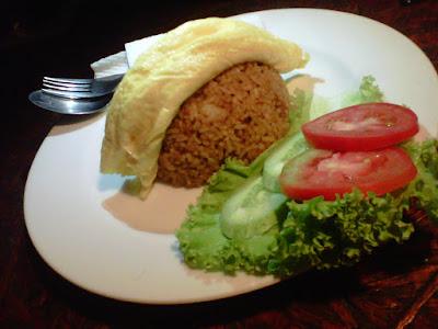 Nasi Goreng Kafe KOPI PANGGANG
