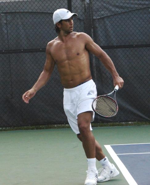 Anna kournikova hot tennis teaser - 3 part 8