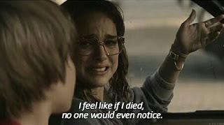 no one notice when i will dead