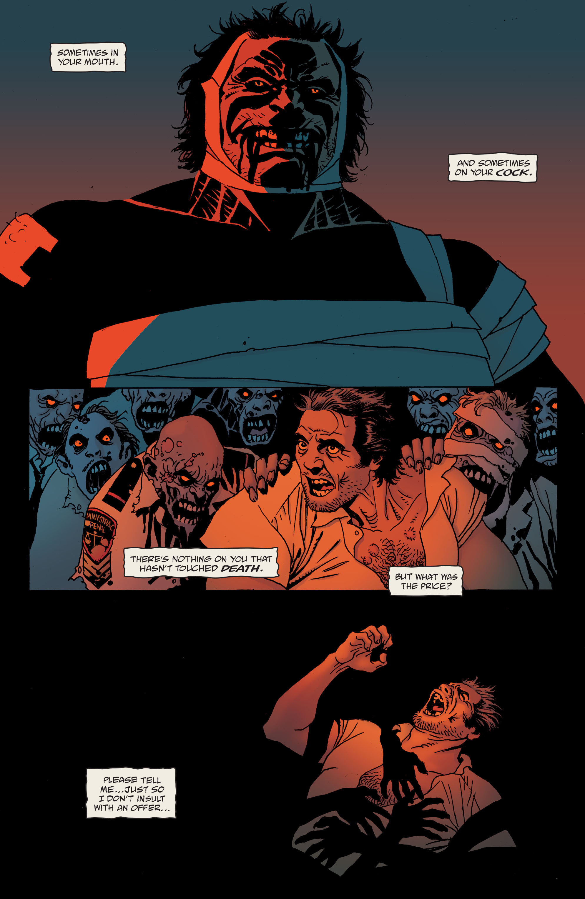 100 Bullets: Brother Lono Full Page 71