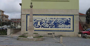 Monumento aos combatentes em Barroselas, Viana do Castelo