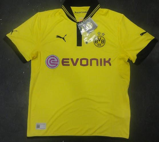 Jual Jersey Dortmund 2013 Home