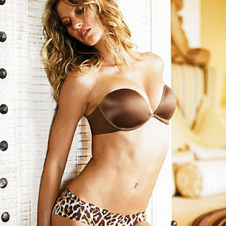 Gisele Bundchen, Brazilian model