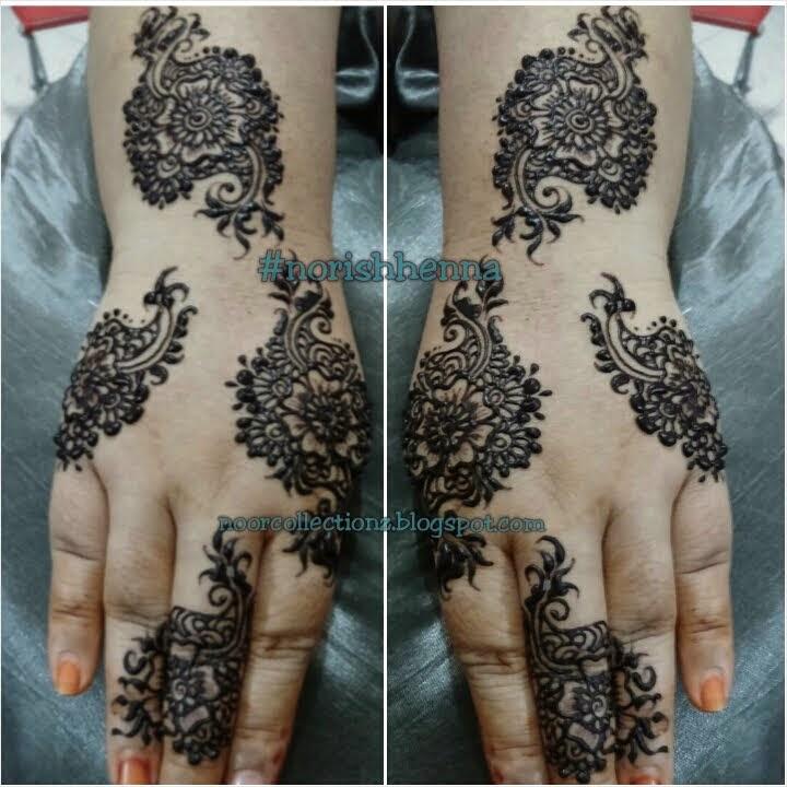 songket henna