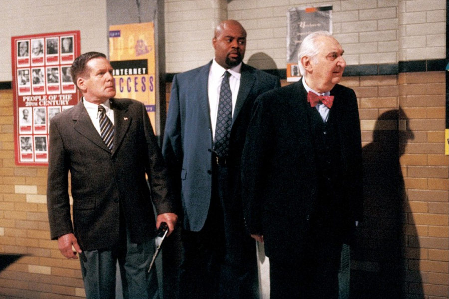 Boston Public David E. Kelley Fox Chi McBride Anthony Heald