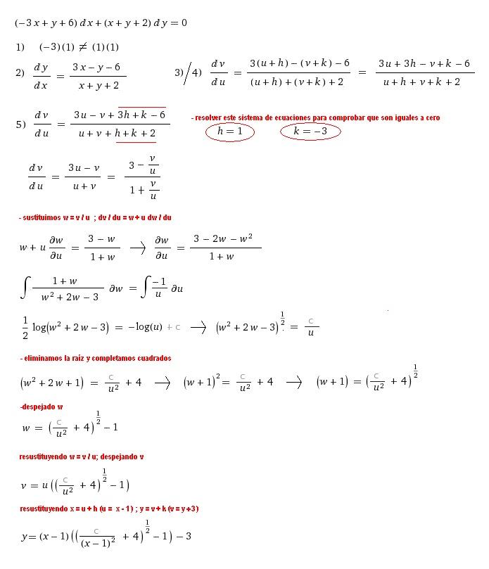 Ecuaciones Diferenciales para principiantes