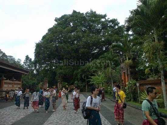 Tirta Empul Temple, exotic appeal in Bali