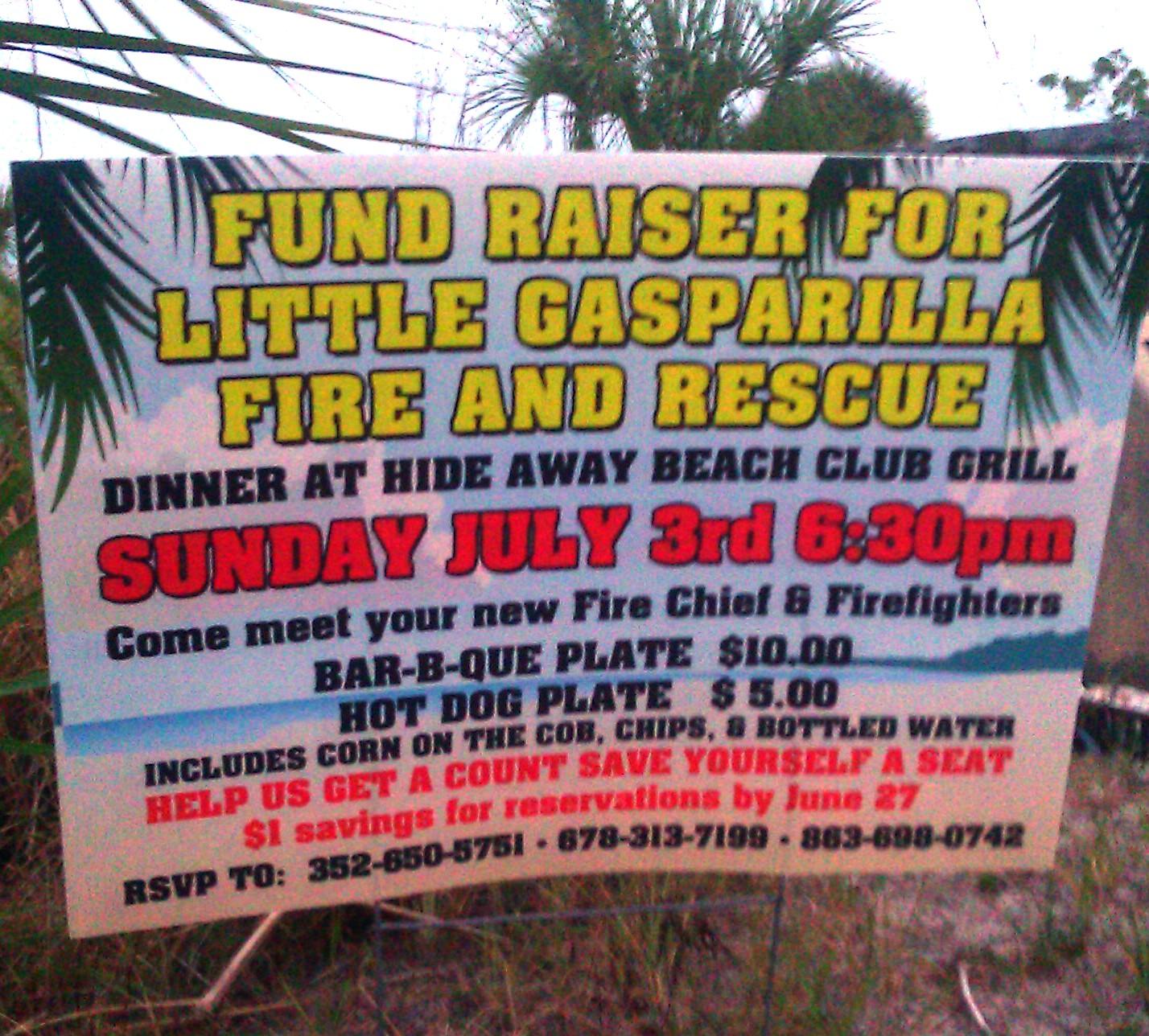 Little Gasparilla Island Fire Rescue Little Gasparilla Island
