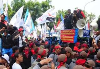 demo-buruh