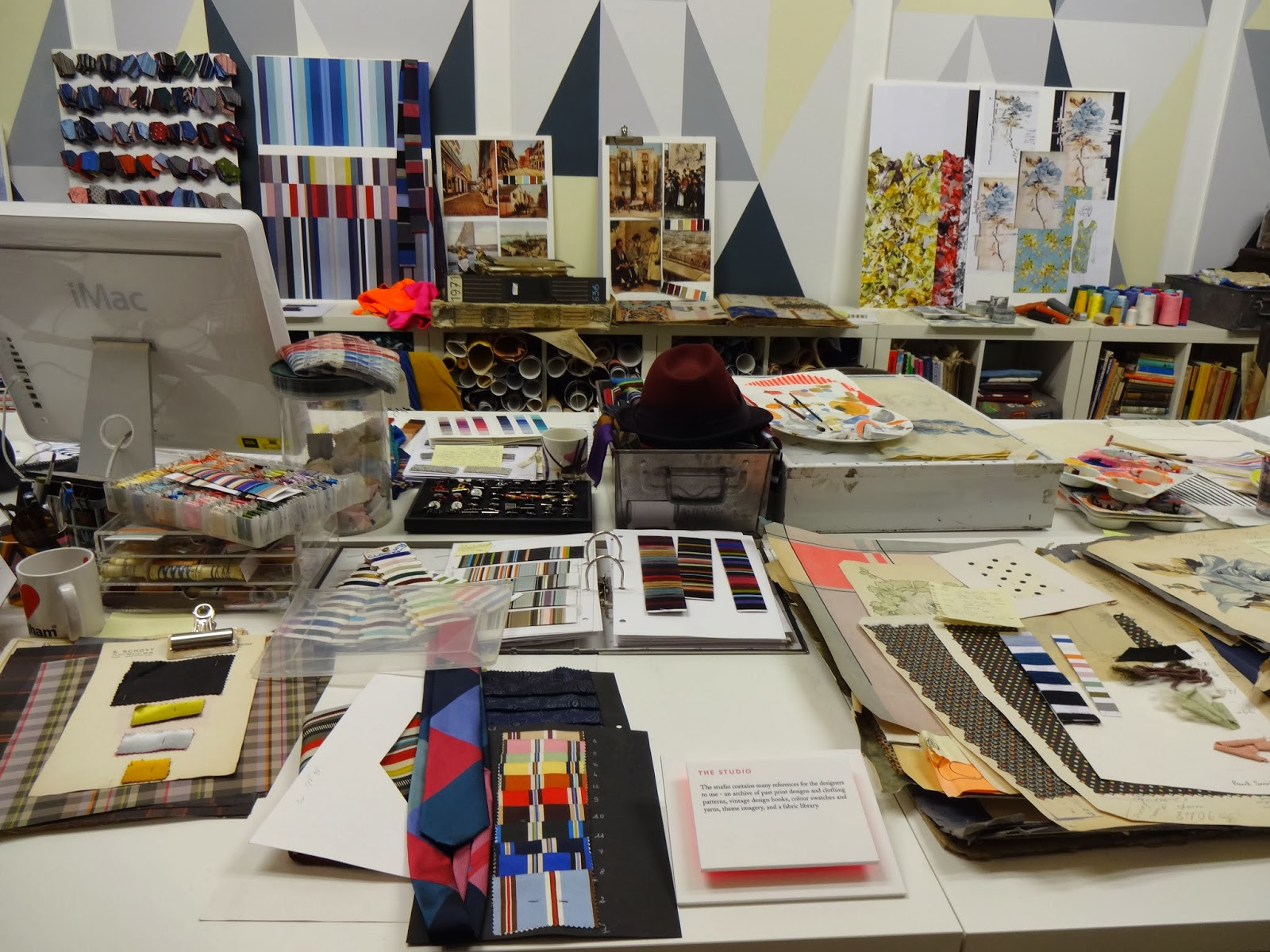 Paul Smith's Studio