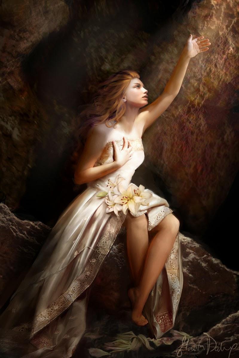 Greek Mythology: Zeus and Persephone