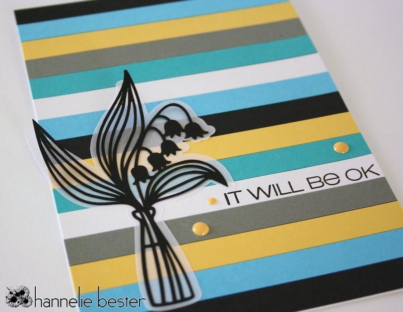 pinterest inspired card