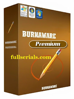 BurnAware Premium 7.4 Crack With Serial Key Full Version Free Download