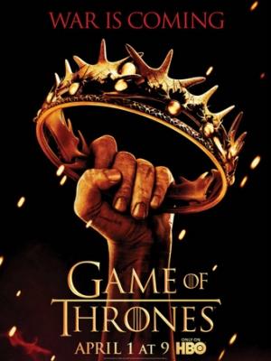 Game Of Thrones Season 2 -  2012