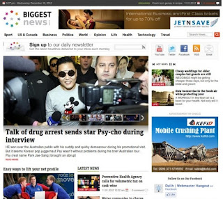 biggest news wordpress theme