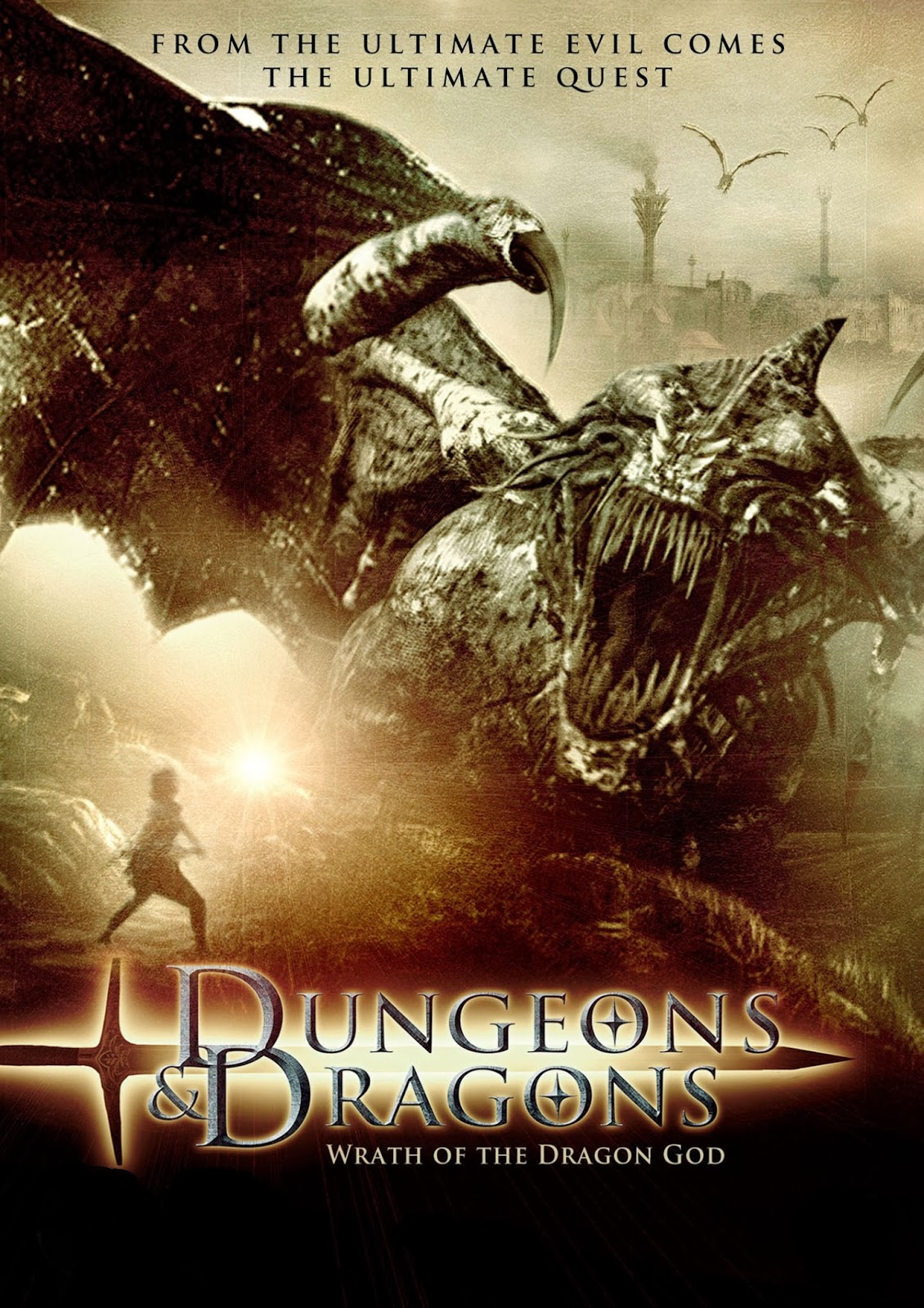 Dungeons & Dragons Wrath of the Dragon God (2005)