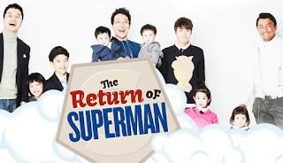 "RCTI Tayangkan Reality Show Korea ""The Return Of Superman """