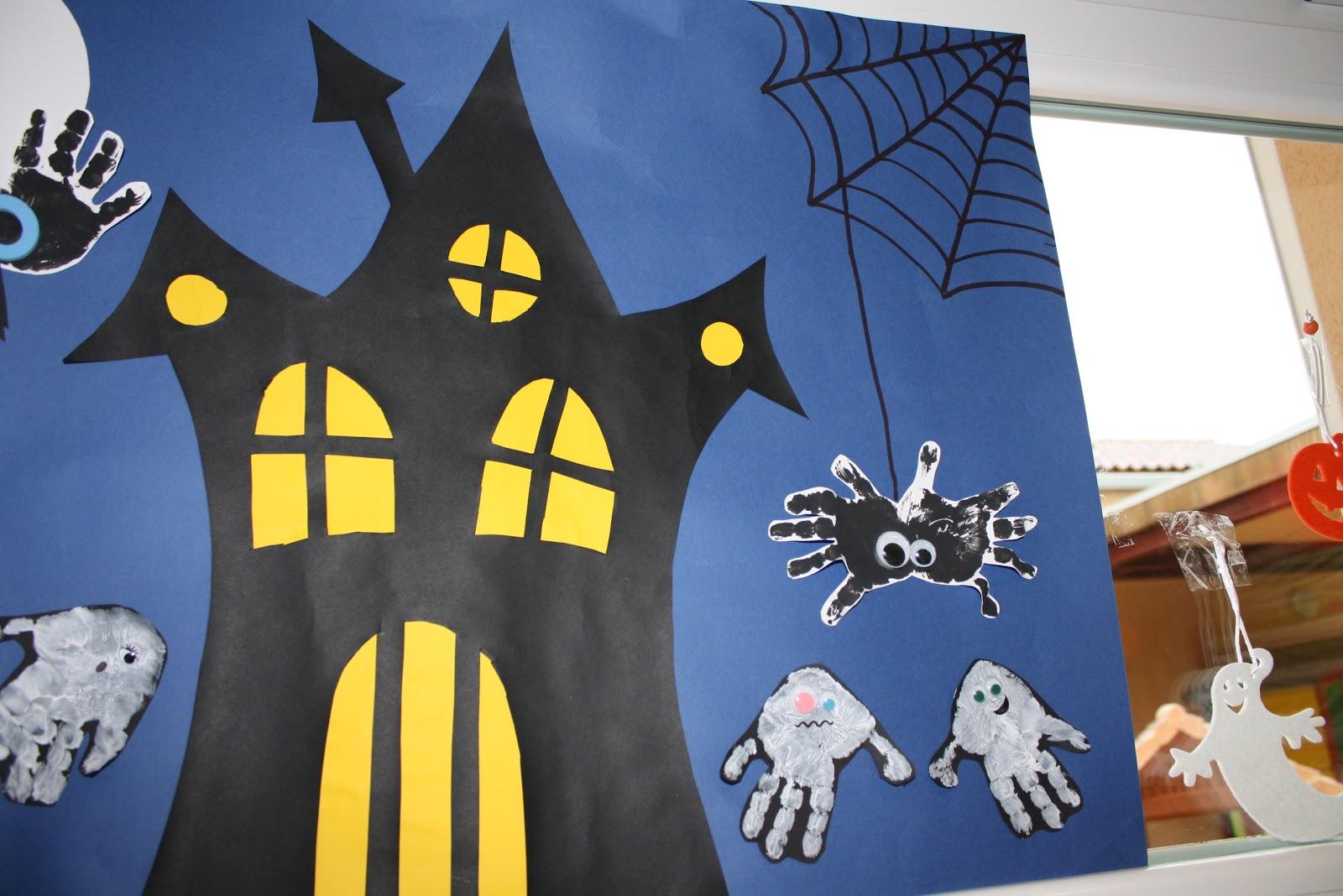 Escuela infantil petirrojo halloween - Decoracion halloween infantil ...