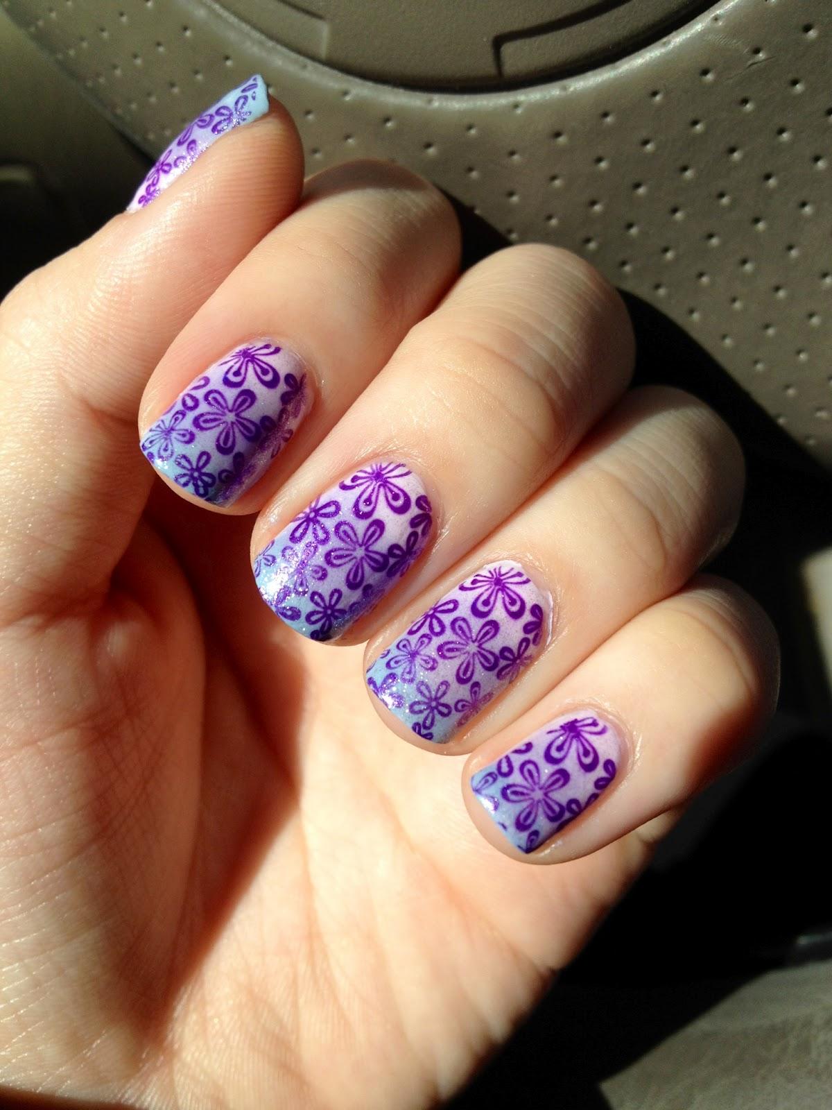 Ooh, Cute Nails!: Spring Nail Art Contest