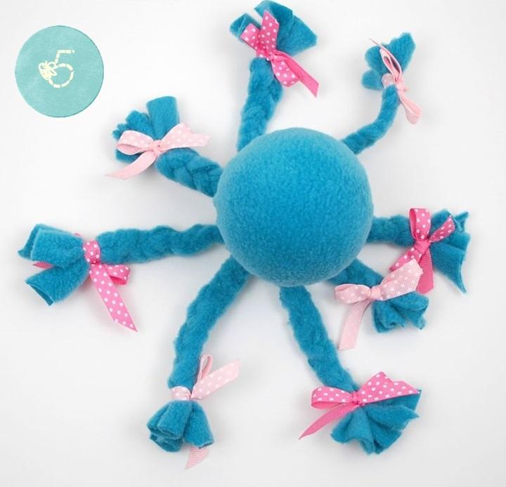 Как сшить маленькую игрушку для детей