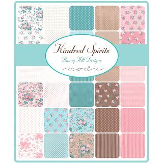 Moda KINDRED SPIRITS Fabric by Bunny Hill Designs for Moda Fabrics