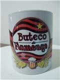 Caneca Buteco do Flamengo