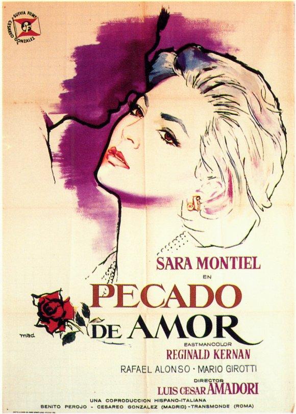 Pecado de amor (1961)