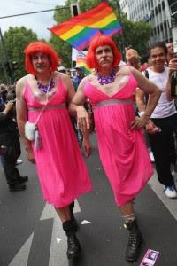 Mujeres vestidas de hombre