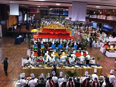 Mundo de colores y sabores en este festival Gastronómico 2012