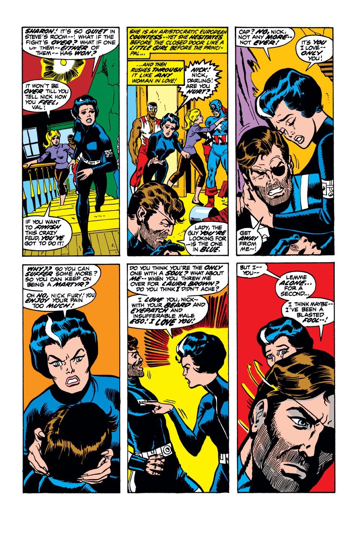 Captain America (1968) Issue #153 #67 - English 10