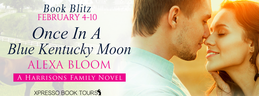 Once In A Blue Kentucky Moon Release Blitz