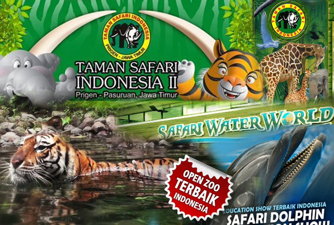 Indonesia Safari Tours Taman Safari Indonesia ii