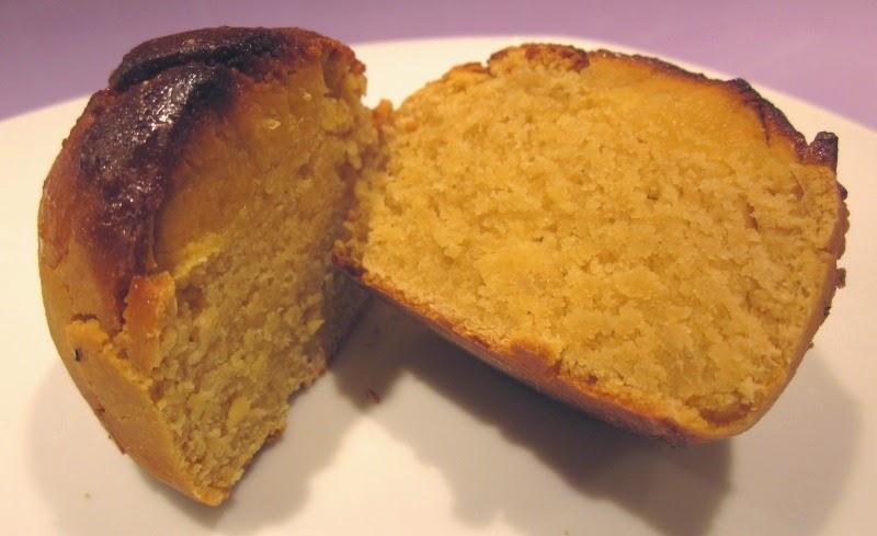brioches à la farine de lupin sans gluten