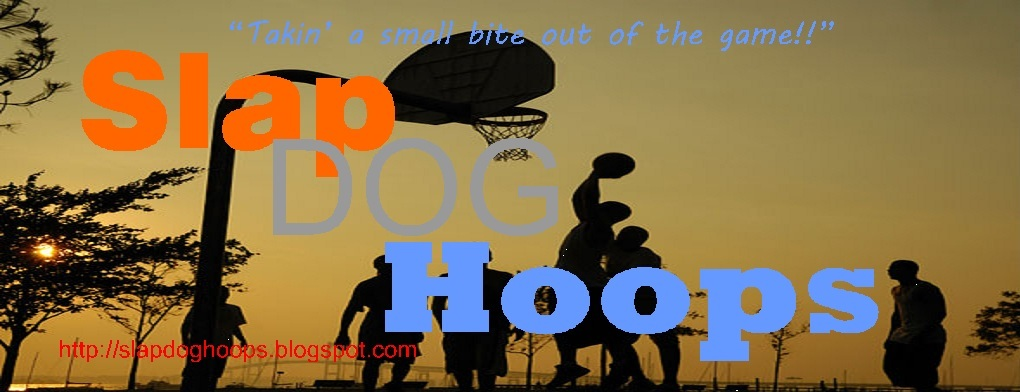 Slap Dog Hoops