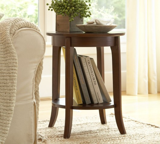 the shopping online conception arrondie coin de table lat rale pour living room. Black Bedroom Furniture Sets. Home Design Ideas