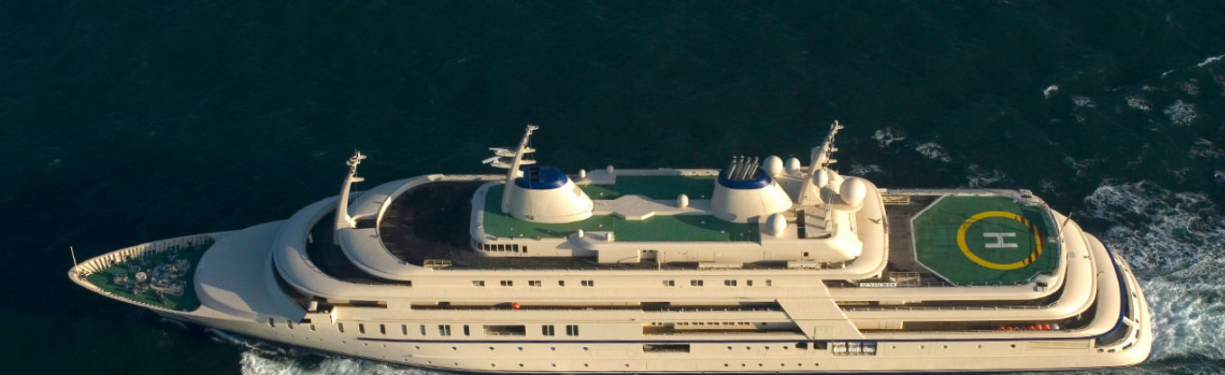 Superyacht Al Said