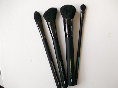 LAB2 Make up brush set review. http://www.thelavenderbarn.blogspot.co.uk