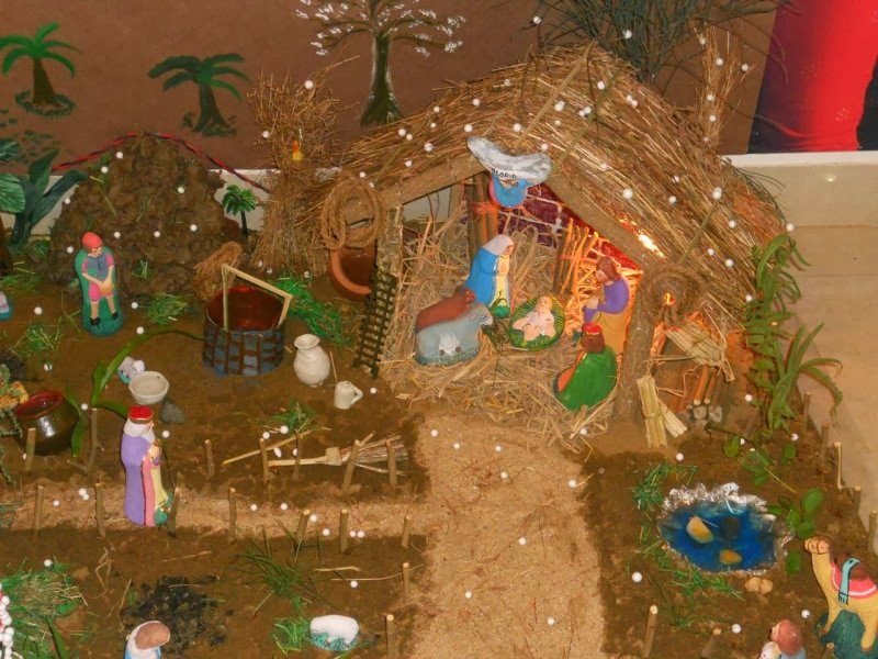 Christmas Cribs Models Free Download Kids Online World Blog