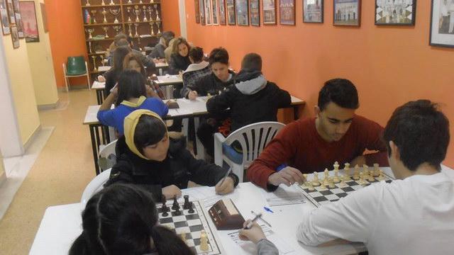 Η σκακιστική ομάδα του Εθνικού Αλεξανδρούπολης στους τελικούς της Α' Εθνικής