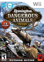 Remington Dangerous Animals – Wii