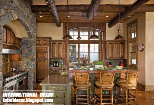 Kitchen Rustic Interior Design