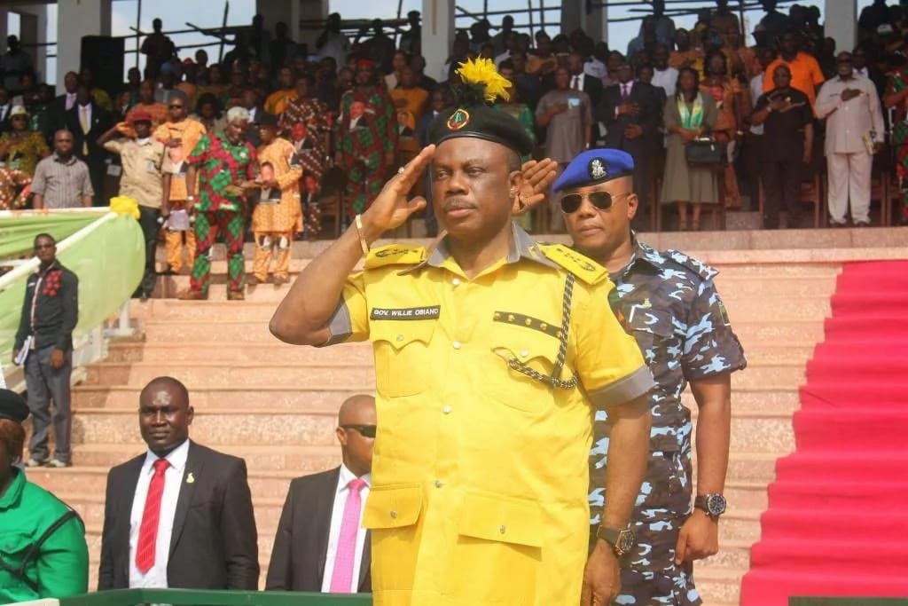 Anambra House of Assembly on Wednesday, at the behest of the state governor, Willie Obiano is vying to form militia group or better still state police.