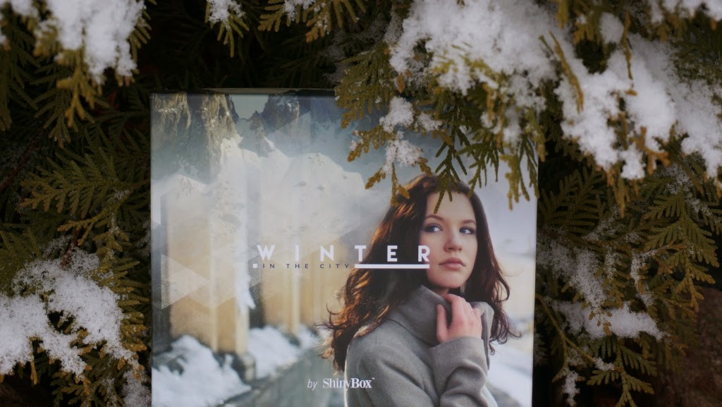 Winter in the city - zimowa edycja pudełka ShinyBox