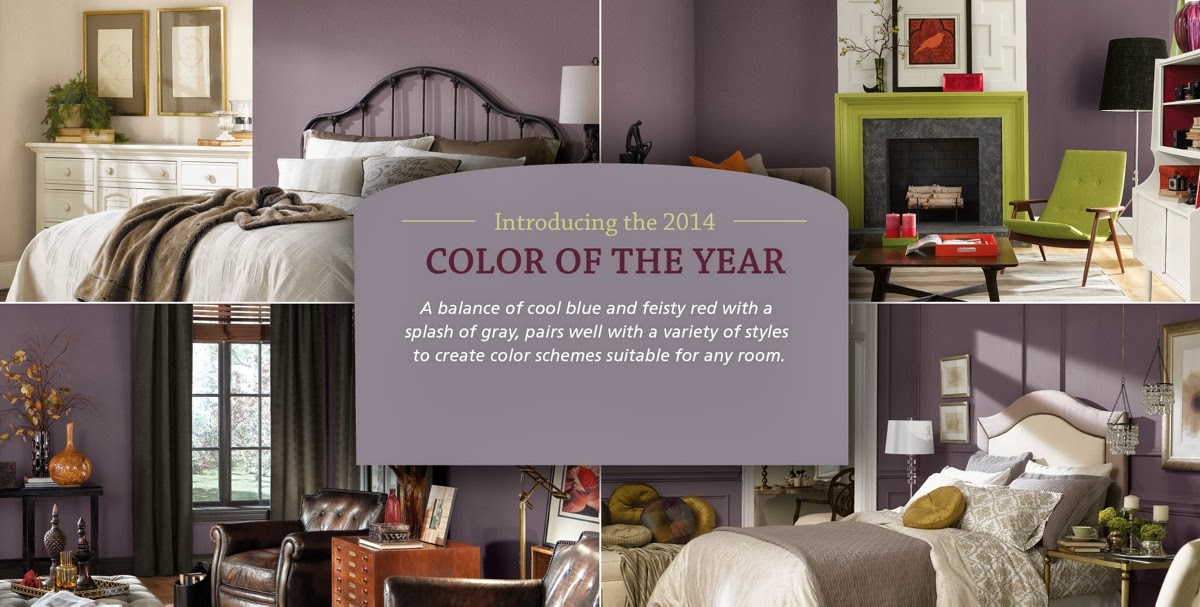 Exclusive Plum The Sherwin Williams 2014 Color Of Year