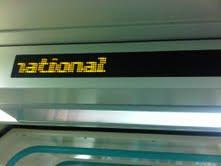 Stratford International - DLR